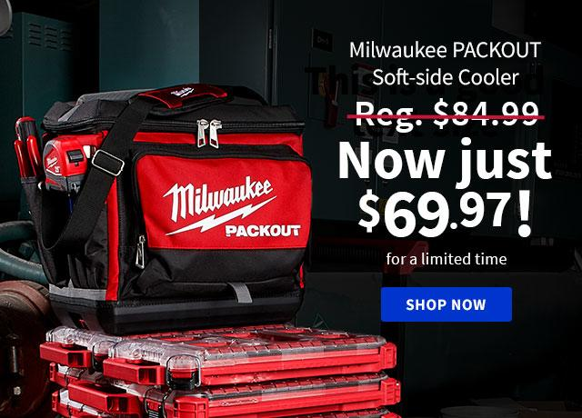 Milwaukee Packout Cooler